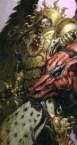 Sanguinius and Daemon Head