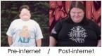 Pre internet / Post internet