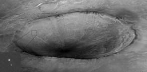 PHOENIX descent to Mars