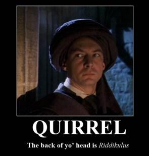 Professor Quirrel