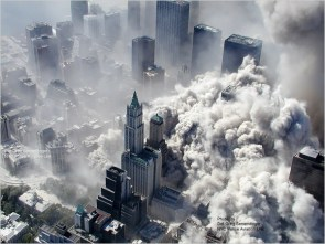 Aerial Photos of 9/11