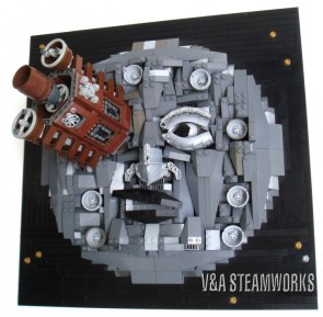 Lego Voyage to the Moon