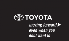 New Toyota Ad
