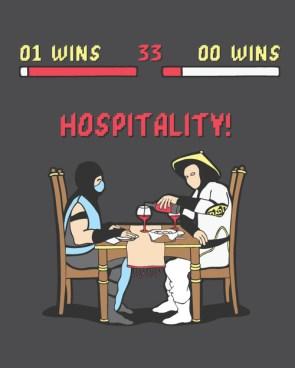 Mortal Kombat – HOSPITALITY