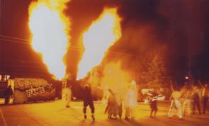 Cirque de Flambé