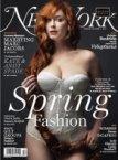 Christina Hendricks on New York Cover