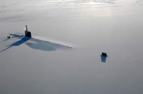 Breaking through the ice