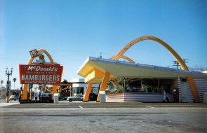 McDonalds`s 1954
