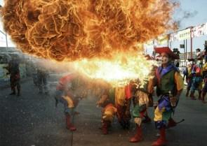 Clown Fire