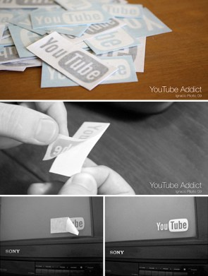 for youtube addicts: