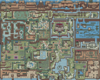 Zelda: links awekening DX full map
