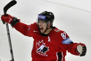 Mens Olymipic Hockey Gold for Canada