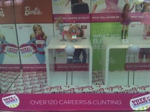 Barbie career options