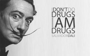 Salvador Dali on Drugs