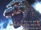 Godzilla Haikus