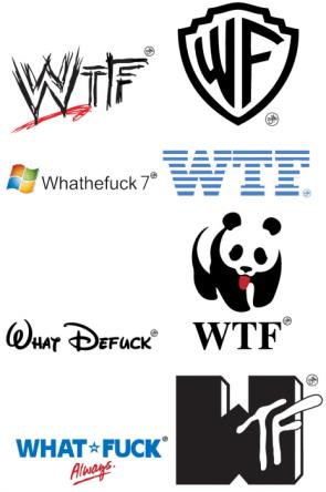 WTF Logos