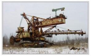 Enormous Machines