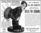 Hitler Pincushion