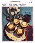 Fluffy  Mackerel pudding