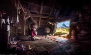 The Journey Begins by Daniel Lieske