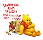 First Pooh of the day