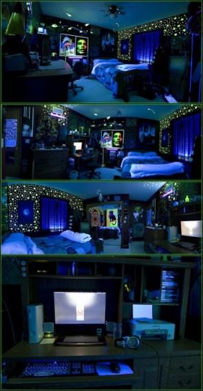 Trippy Bedroom