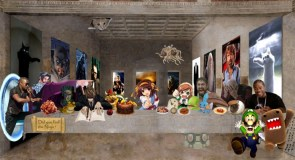 Internet Meme Last Supper
