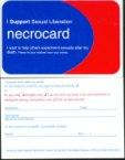 Necro Card