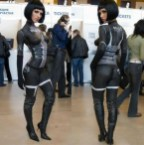 Mass Effect 2 girl