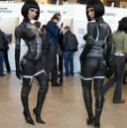 Mass Effect 2 girl