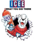 Icee what you did there