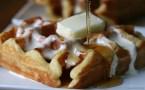 Food Porn Waffles
