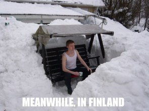 Meanwhile in Finland..