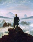 Wanderer above the Mist