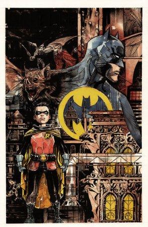 awesome batman art