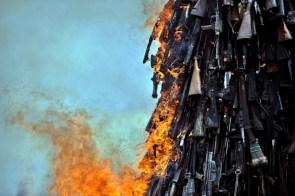 Guns Burning