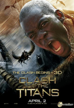 Christopher Samba – Clash Of The Titans