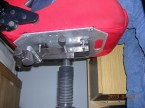 How I attached a bucket 4 point harness racing seat to a desk chair base
