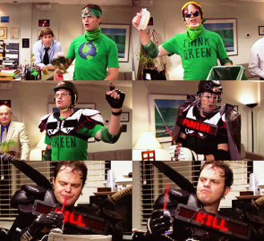 the phases of Recyclops