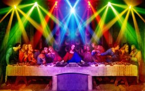 Jesus Died For Your Spins