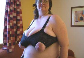 Peekaboo Nipples