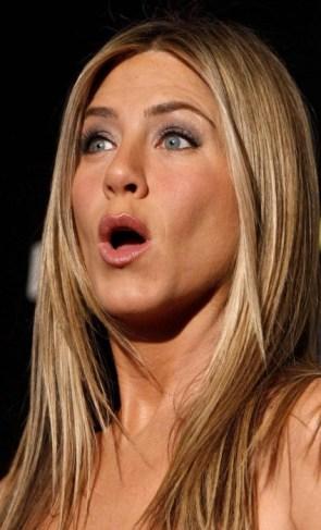 Jennifer Aniston – 'O' Face
