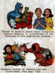 Captain America is nicer than Deadpool