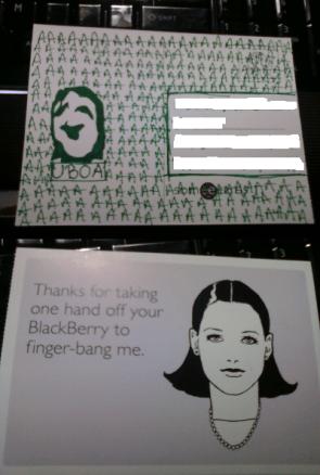 Uboa postcard.