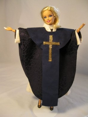 Reverend Barbie