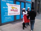 In N Out Heads to NYC