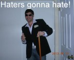 Haters gonna hate v2