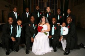 White Wedding…sort of