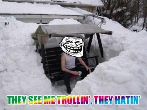 Trollin'