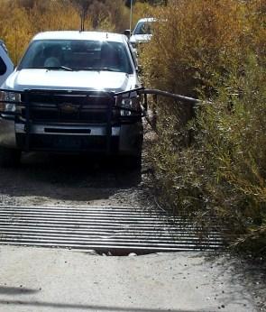Truck Vs Gate